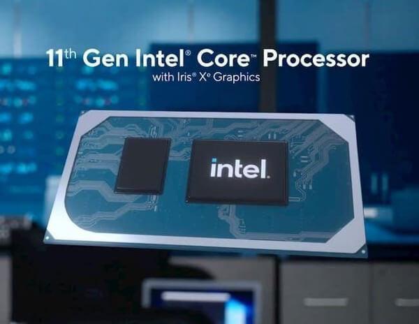 11th gen intel core processor