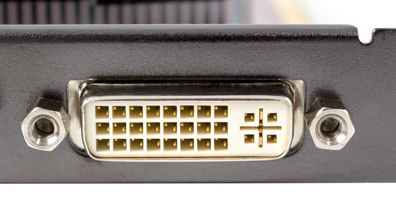 DVI port laptop