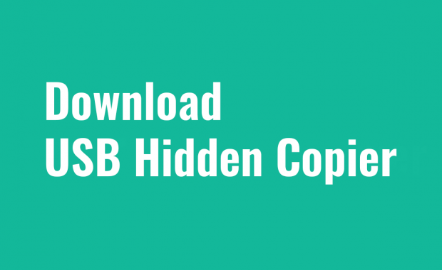 Download-USB-Hidden-Copier
