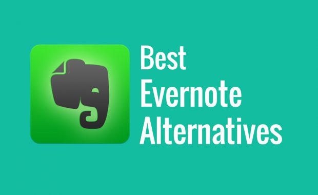 Evernote-alternatives