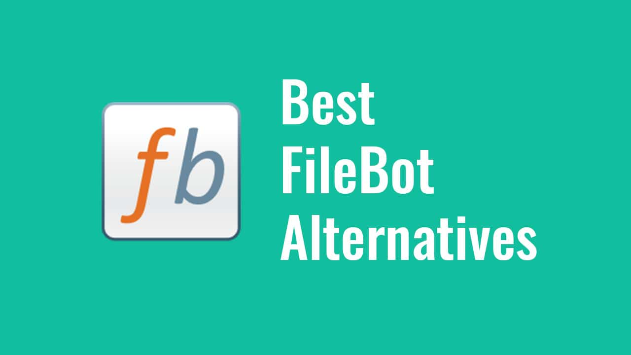 FileBot Alternatives