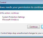 How to turn off the bugging user account control (UAC)