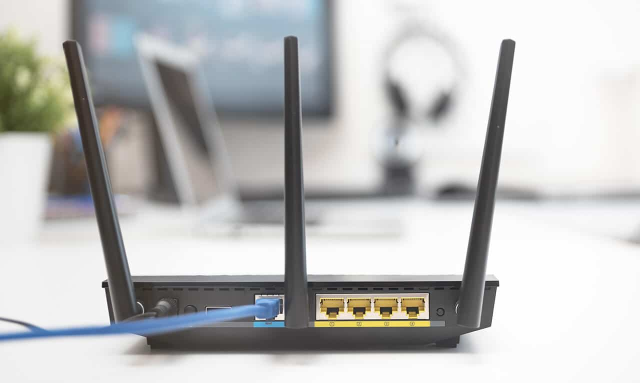 Move your computer closer to the Wireless Router