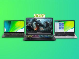 Acer Laptop Series