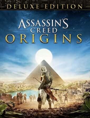 Assassin's Creed Origin poster