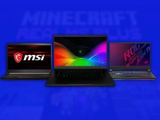 Best Laptops for Minecraft