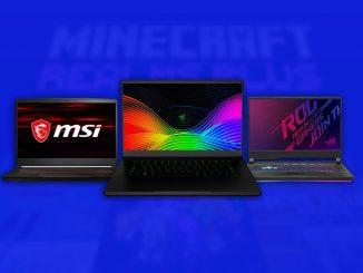 Best Laptops for Minecraft