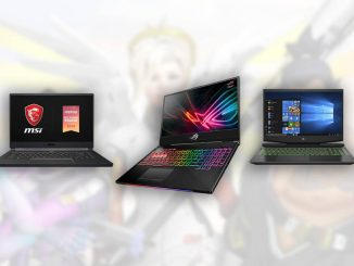 Best Laptops for Overwatch