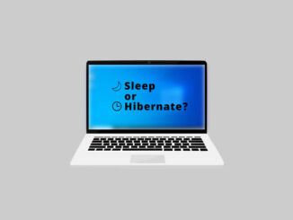 Difference Between Sleep And Hibernate