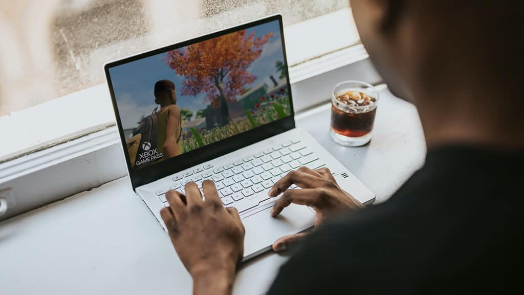 Gaming laptops are portable but less powerful