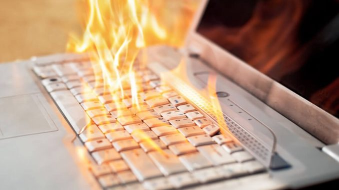 How Hot Is Too Hot for A Laptop