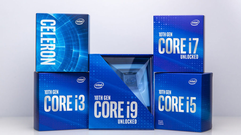 how to choose a processor for video editing
