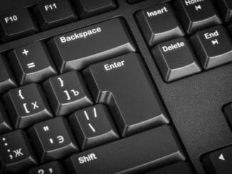 how to fix the enter key not working