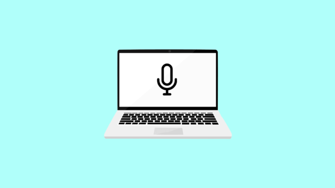 How to Record Audio on Your Laptop