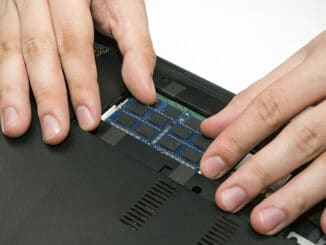 How to Upgrade a Laptop RAM