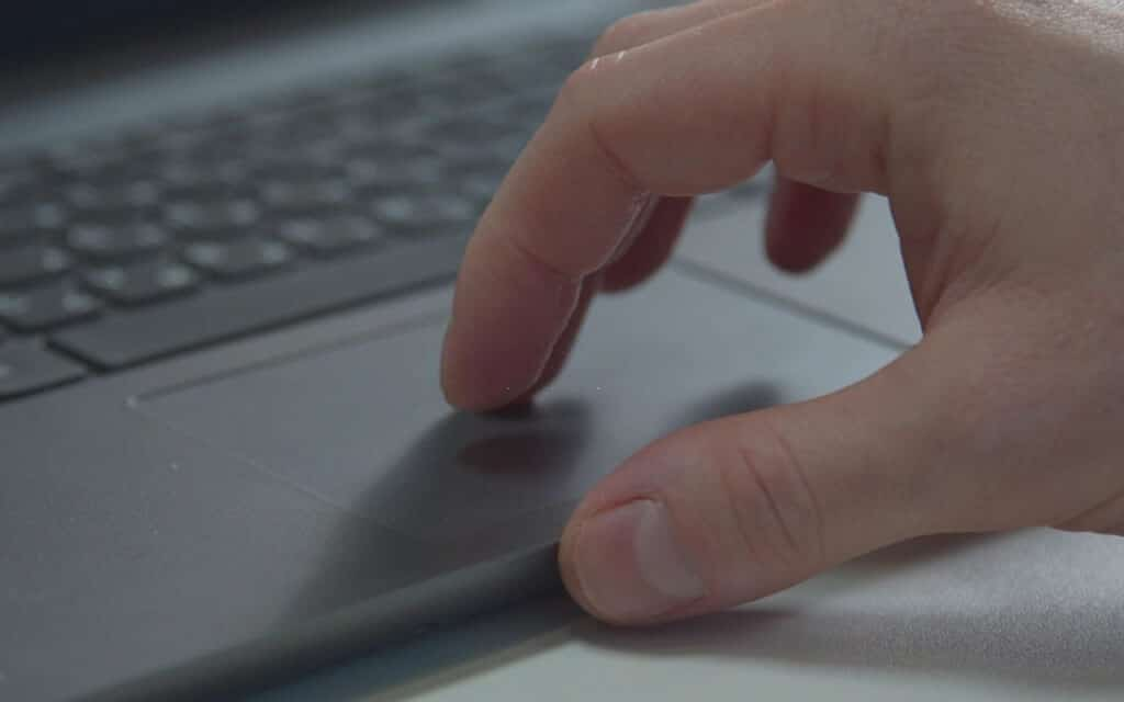 how to unfreeze a laptop mouse
