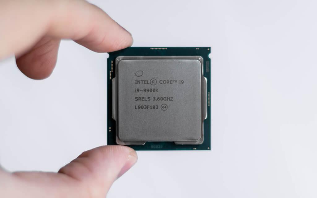 Intel core i9 CPU