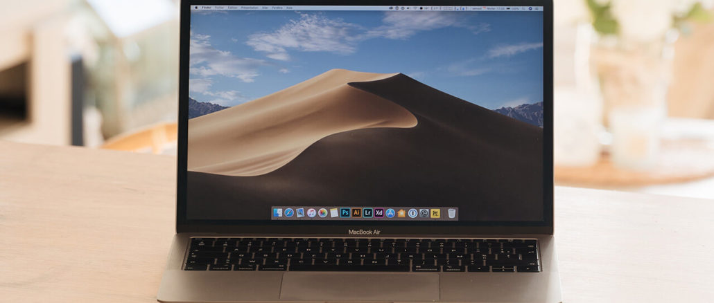 is macbook air good for video editing