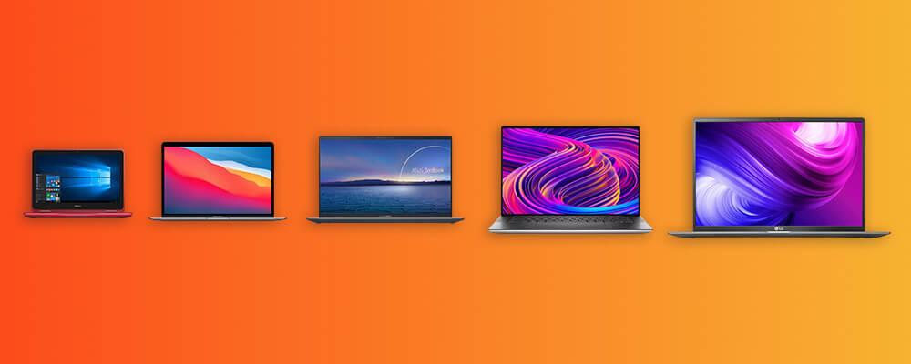 laptop buying guide display size