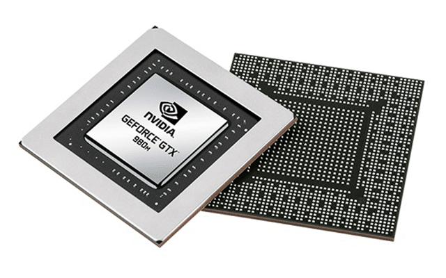 NVIDIA GeForce GTX 980M GPU Chip