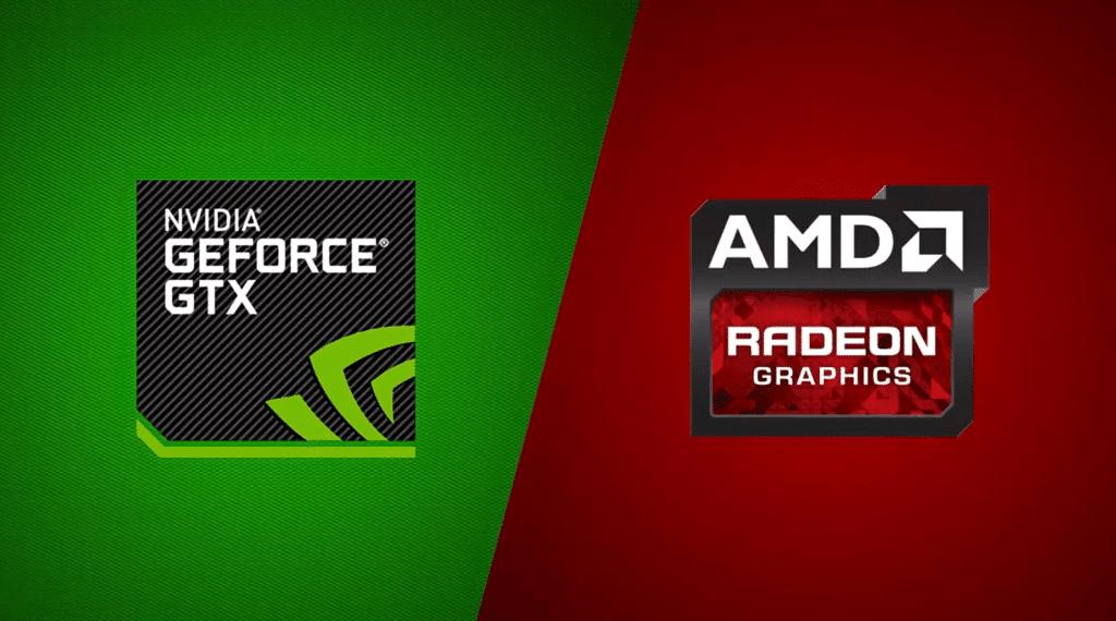NVIDIA and AMD graphics
