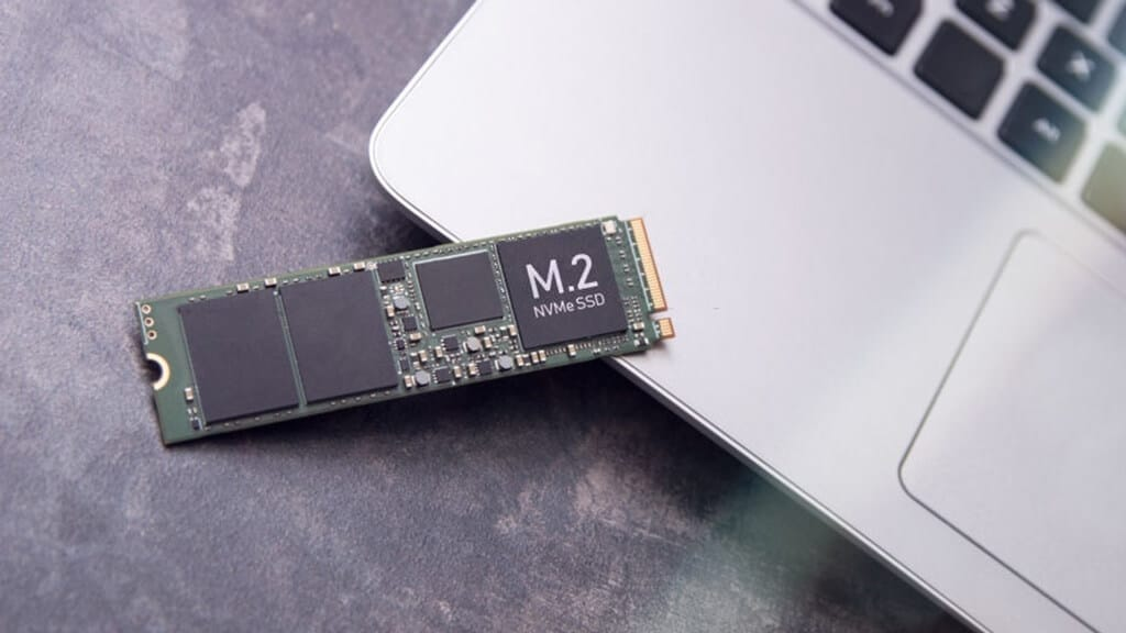NVME SSD can boost your laptop performance