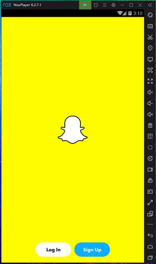 Nox snapchat