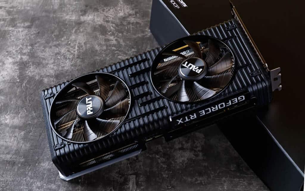 Nvidia Geforce RTX GPU