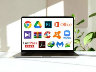 Programs to install on new laptop