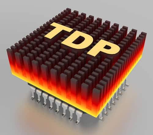 thermal design power