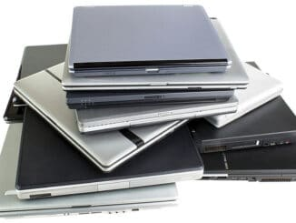 What to do with old laptop