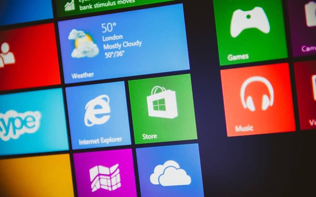 Windows 10 Start menu-30484