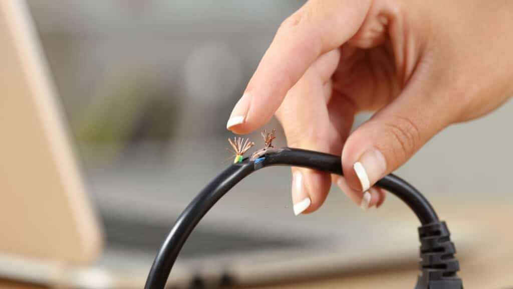 Your Charger Could Be Damaged