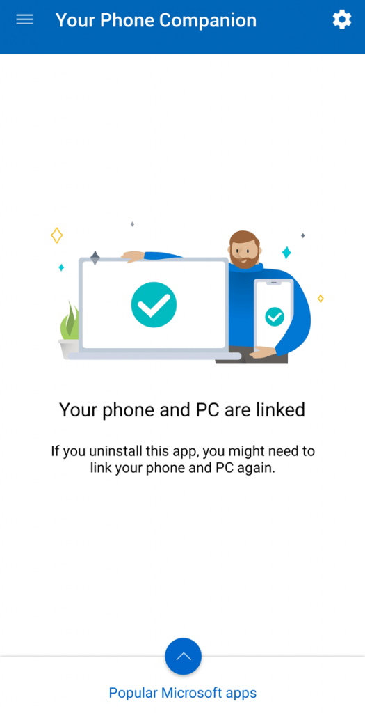 Your Phone App Android