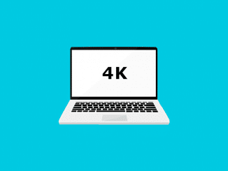 Can my laptop output 4k