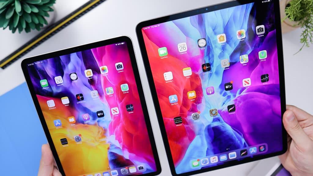 iPad pro has great battery life